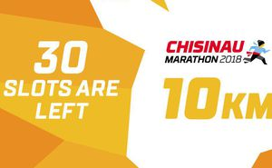 30 slots are left for the 10km Race by Naturalis!
