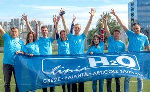 Команда LInia H2O к марафону готова