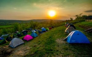 Fugi de gălăgia orașului și vino la Camping Purcari Wine Run