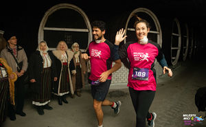 Athletes from 19 countries participated in Mileștii Mici Wine Run