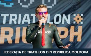 Дмитрий Волошин избран на пост главы Федерации Триатлона в РМ