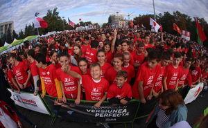Кишинев отпраздновал пятый юбилейный Кишиневский Международный марафон