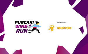 Moldovenii.md — media partner of the Purcari Wine Run 2019 trail race