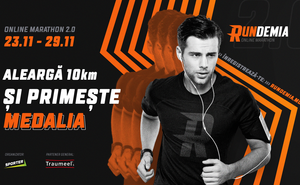 Rundemia 2.0 deschide sezonul de toamnă al medaliilor