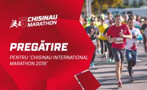 Ne pregătim de Chisinau Marathon cu antrenori experimentați