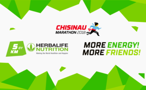 Combine the 5 km race with a balanced diet from Herbalife Nutrition