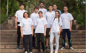 Компания BTS-Pro провела  тренировку в рамках подготовки к марафону
