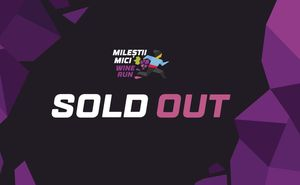 Sold Out Milestii Mici Wine Run 2019!