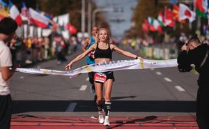 Chisinau International Marathon 2019. Official Video