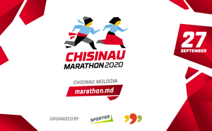 Registration for the Chisinau International Marathon 2020 is open!