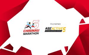 #BeActive și depășește 42 km la Maratonul Internațional Chișinău