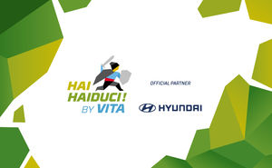 Сenter Auto Hyundai Moldova - official partner of Hai Haiduci by VITA