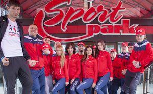 Team of the Fitness Club SportPark trains for Chisinau Marathon