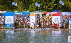Ghidghici Sea Mile 2016: Водохранилище Гидигич проплыли в четвертый раз