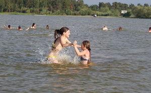 Правила безопасного плавания детей в водоемах