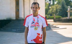 История чемпиона: Павел - спортсмен с (НЕ) ограниченными возможностями