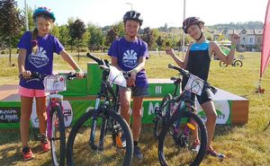 Trei elevi ai Școlii de Triatlon FTRM au obținut medalii în România