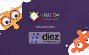#diez accepted the Puzzle Day 2019 challenge and became media partner