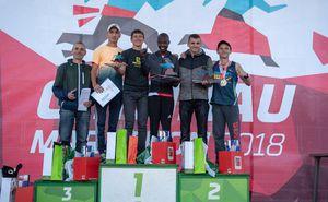 Al patrulea Maraton din Chișinău a fost cucerit de 18 000 de persoane