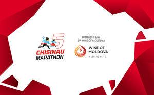 Wine of Moldova supports Chisinau International Marathon