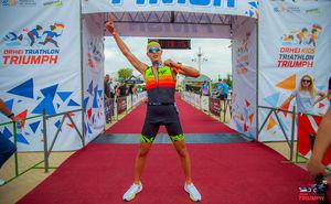 Определились чемпионы  по триатлону на Orhei Triumph Triathlon 2021