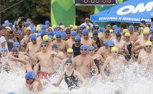 В Кишиневе завершился чемпионат по плаванию Sea Mile 2018