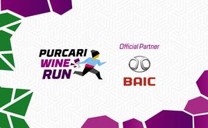 Автомобиль марки BAIC — официальный партнер Purcari Wine Run 2021