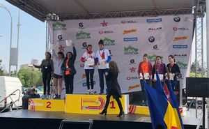 Bucharest International 10 Km. Наталья Збырня завоевала очередную медаль