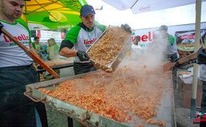 În PMAN vor fi pregătite 120 kg de paste