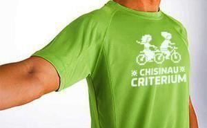 Такие футболки получат первые 5000 участников заезда Criterium Velo Fun