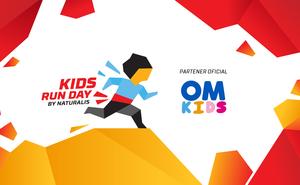 """Apa potabilă OM Kids: devino erou adevărat la """"Kids Run Day""""!"""