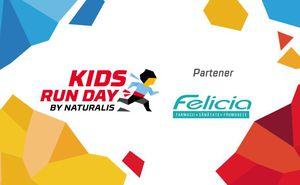 "Farmacia Felicia susține micii campioni ai cursei ""KIDS RUN DAY"""