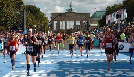 Молдавские бегуны примут участие в Берлинском марафоне