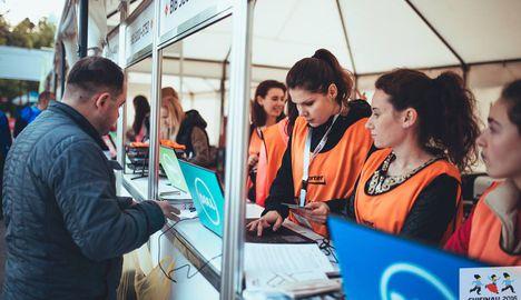 Выдача стартовых пакетов Balti Half Marathon пройдёт в Кишинёве и Бэлць