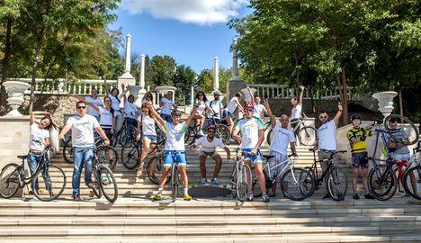 Компания Simpals готовится к масштабной велогонке Chisinau Criterium 2016