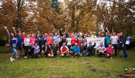 Финальная тренировка Long Run, в рамках подготовки к Кишиневскому Марафону