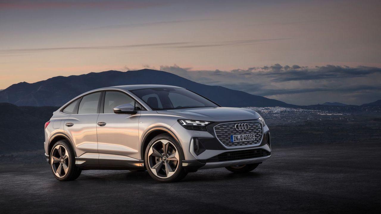 Audi Q4 e-tron și Q4 e-tron Sportback sunt 100% electrice