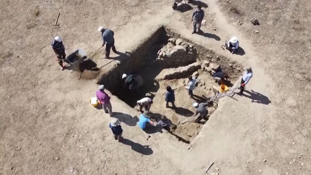 Descoperire importantă la Templul lui Zeus din orașul antic Magnesia