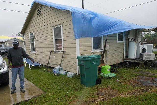 На США обрушился мощнейший ураган «Дельта» (ВИДЕО)