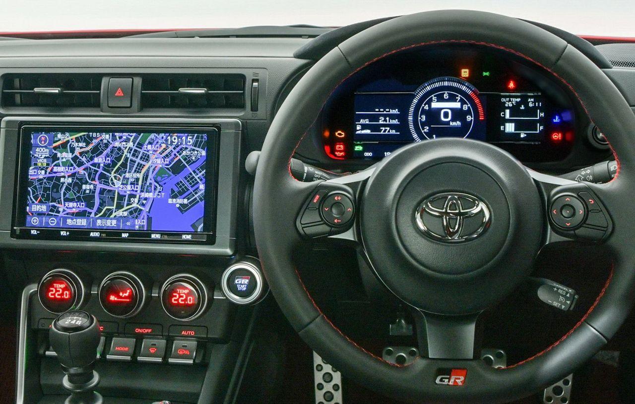 Toyota GR 86 debutează cu motor de 2.4 litri și 235 de cai putere
