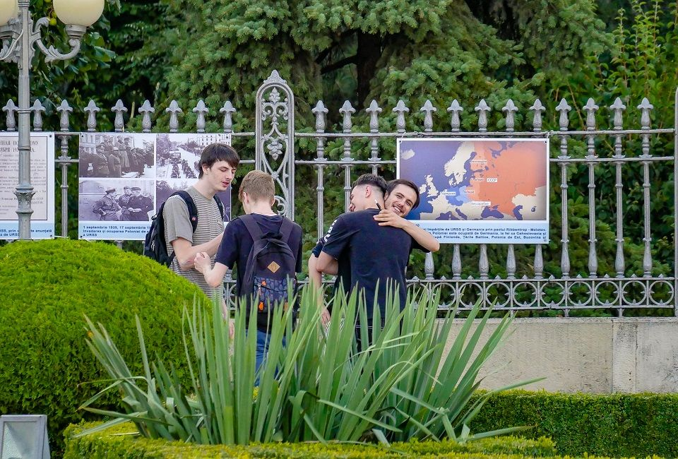 Ne vedem la Ștefan: Proiect fotografic realizat de Dumitru Vlah
