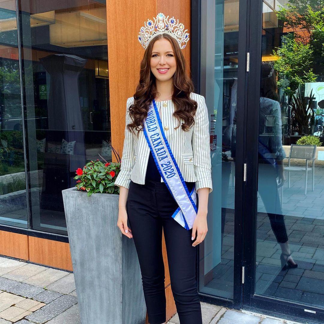 Miss Canada e din Chișinău: Cine este marea câștigătoare a concursului