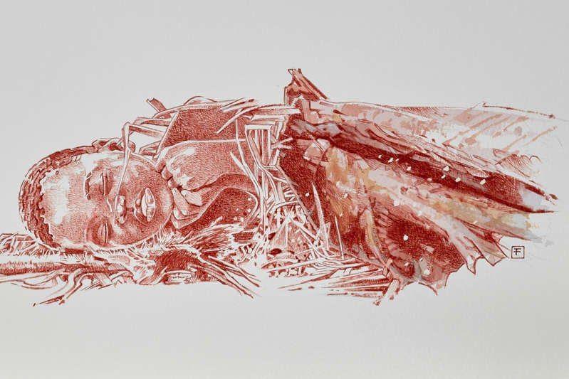 Ученые нашли древнейшее человеческое захоронение в Африке