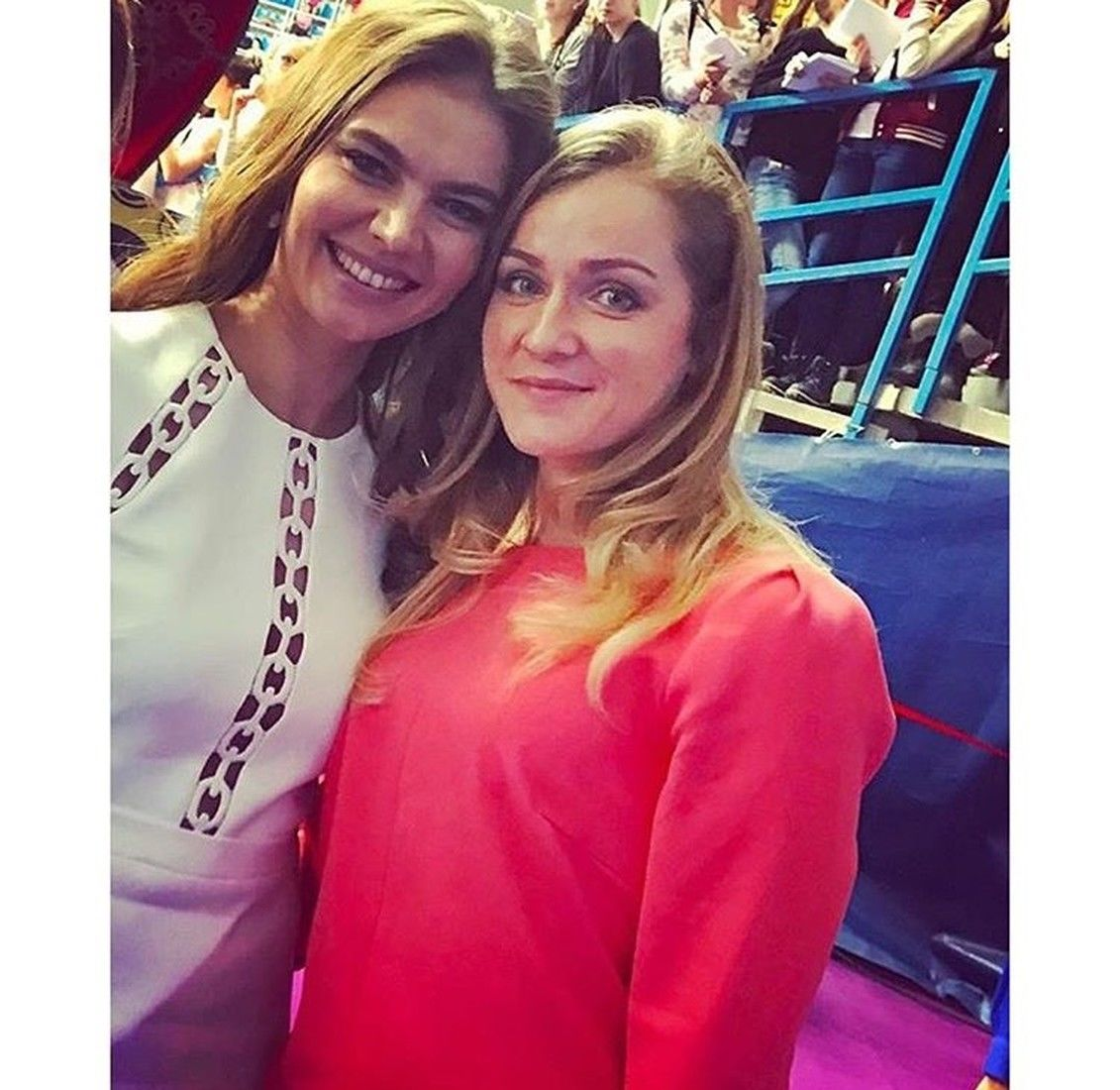 Алена кабаева секс с росийскими гимнастками