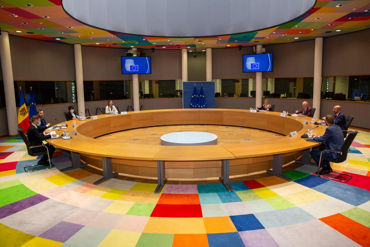 Глава Европейского совета: Молдова является для нас важным и приоритетным партнером
