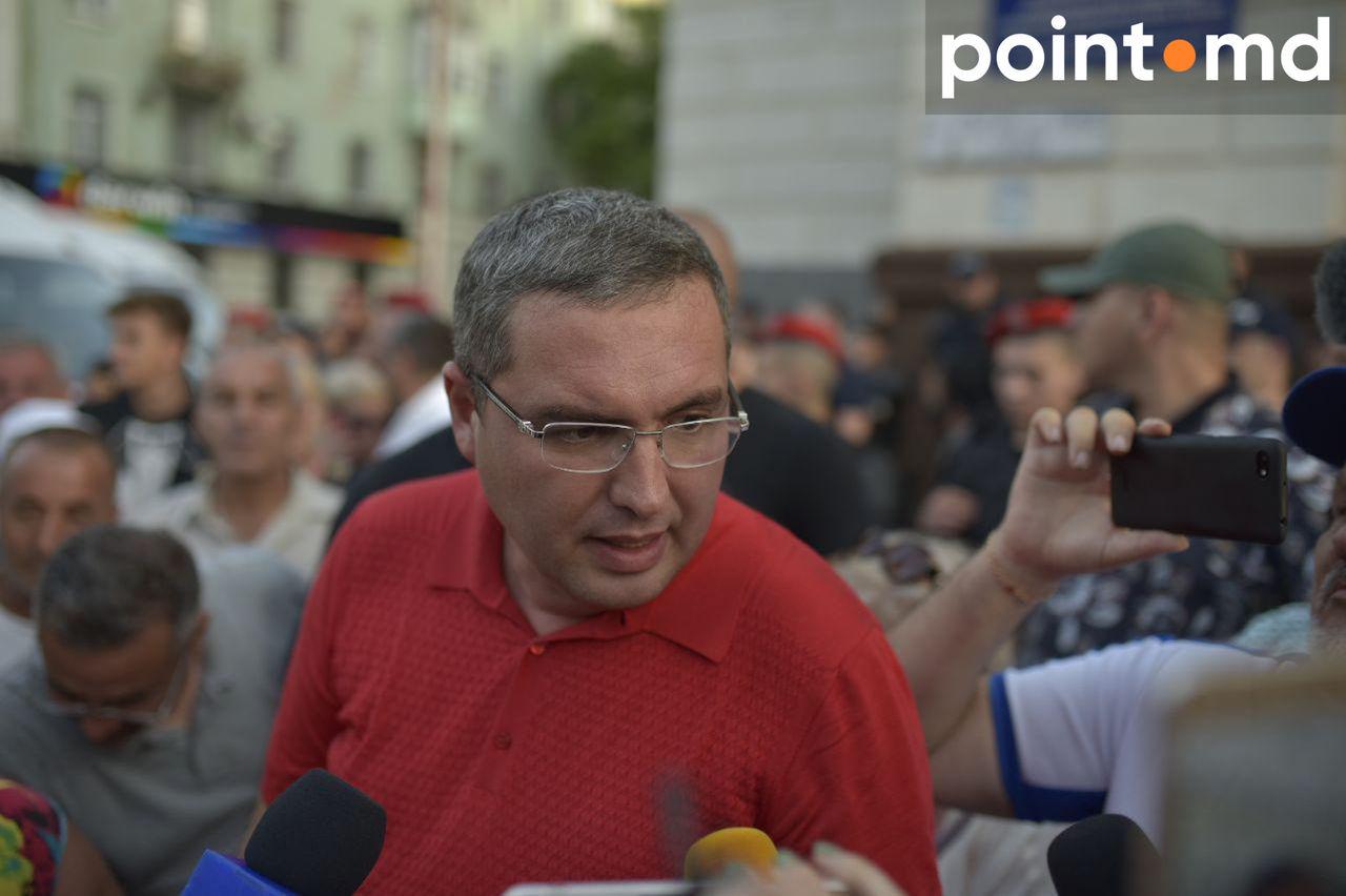 Прокуроры аннулировали мандат на арест Ренато Усатого