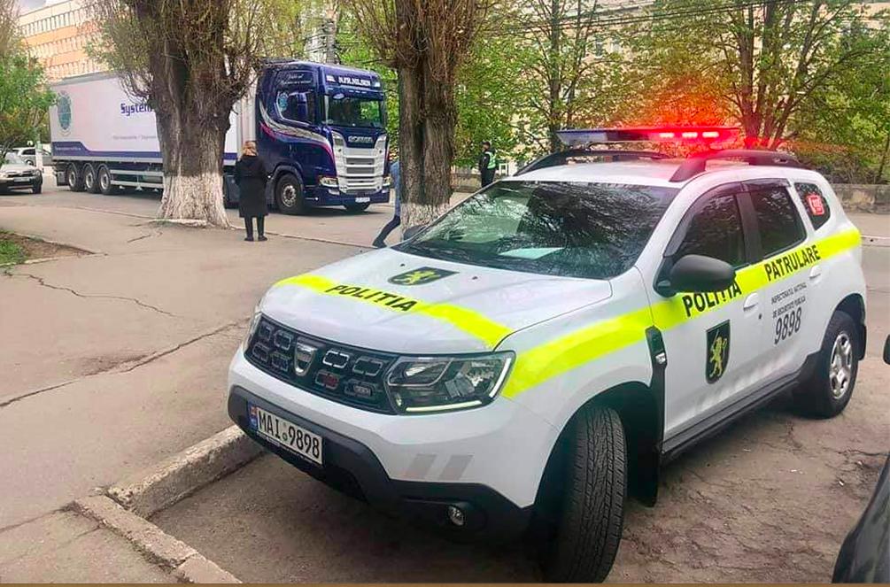 Scania S770 şi-a îndeplinit prima misiune din Norvegia în Moldova