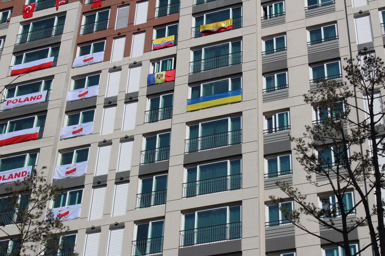 Сборная Молдовы приехала на Олимпиаду в Пхенчхане