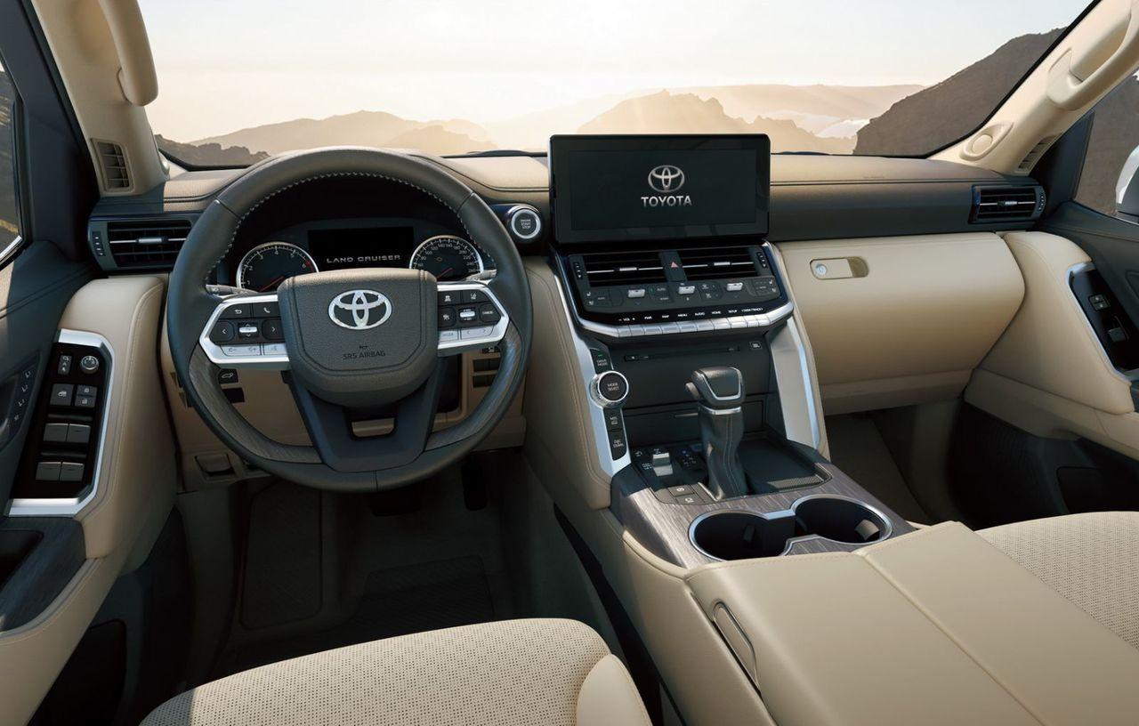 Noua generație Toyota Land Cruiser: Motoare V6 cu până la 415 CP