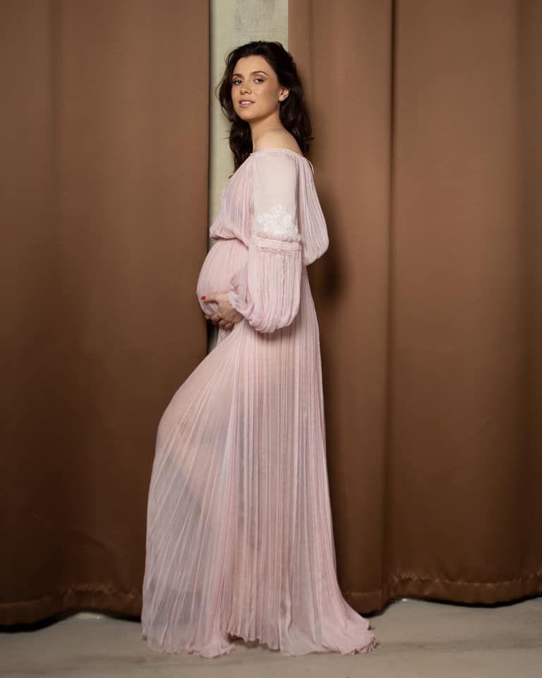 Natalia Morari este însărcinată: Primele poze cu burtica de gravidă
